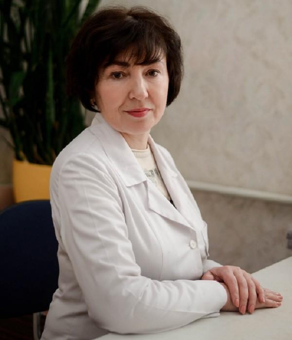 Бондар Валентина Василівна