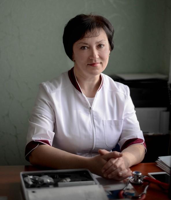 Клямар Галина Михайлівна