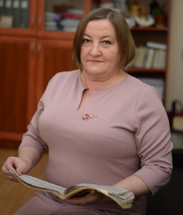 Матвійчук Світлана Іванівна