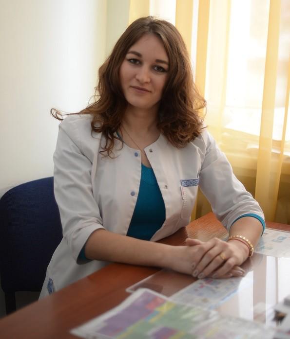 Сліпчук Юлія Володимирівна