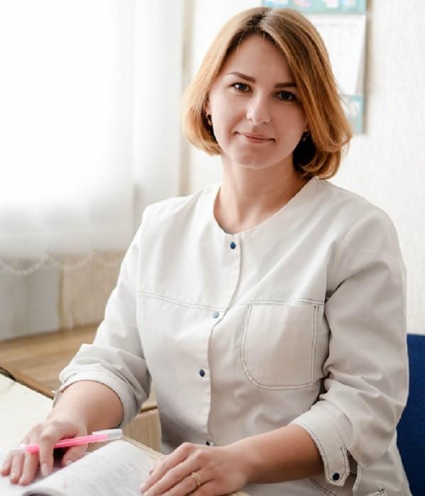 Токар Юлія Василівна