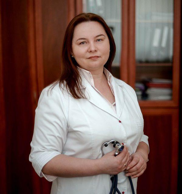 Трохимук Світлана Вікторівна